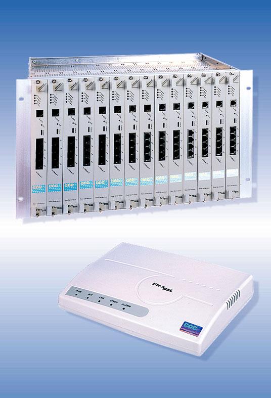 FlexDSL Новое Поколение Модемов с интерфейсом Ethernet